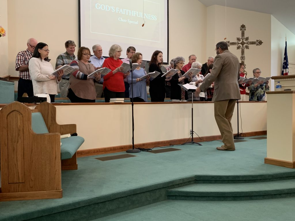 choir special